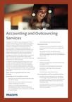 Accounting and Outsourcing Services